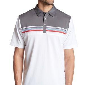 Travis Mathew mens small classic golf polo